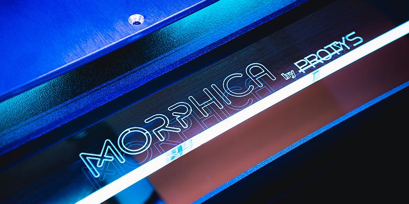 Here are Morphica PLATINUM printers!